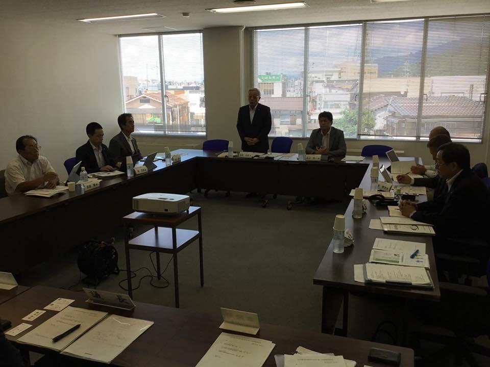都市経済常任委員会視察研修